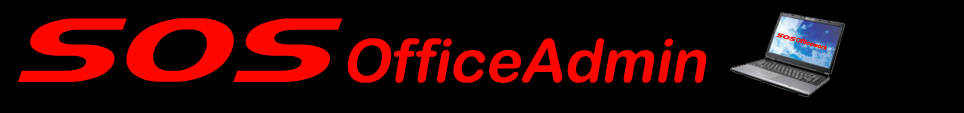 SOSofficeadmink - Office Assistance - The solution to all your office headaches